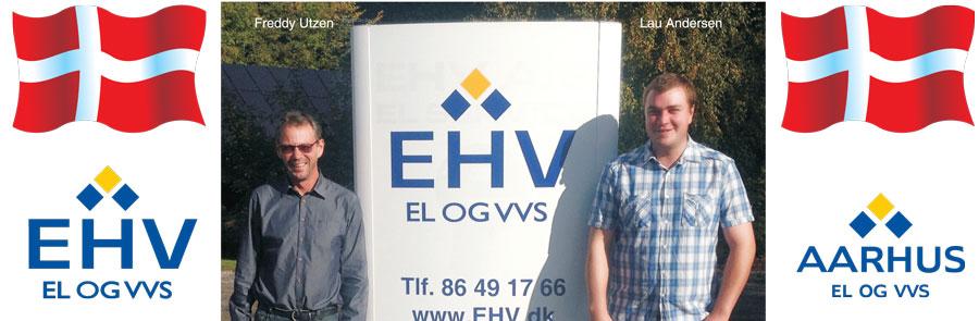 Reception / Åbent hus hos EHV