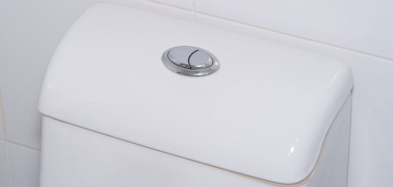 Toiletskyl er et sted at spare, hvis man har et gammelt toilet
